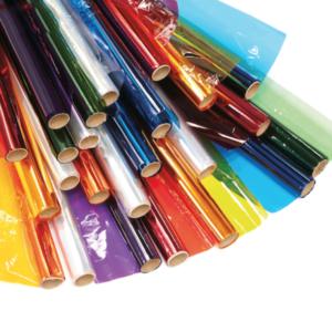 Coloured Cellophane
